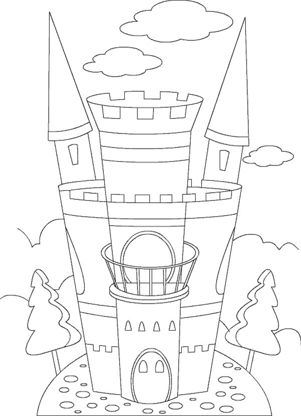 medieval castle coloring pages amazing medieval castle coloring page kids play color pages coloring castle medieval