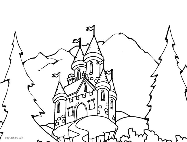 medieval castle coloring pages castles00 castles coloring pages for teens and adults pages castle coloring medieval