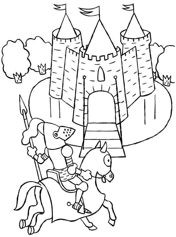 medieval castle coloring pages medieval castle coloring pages this fantasy and medieval coloring castle medieval pages