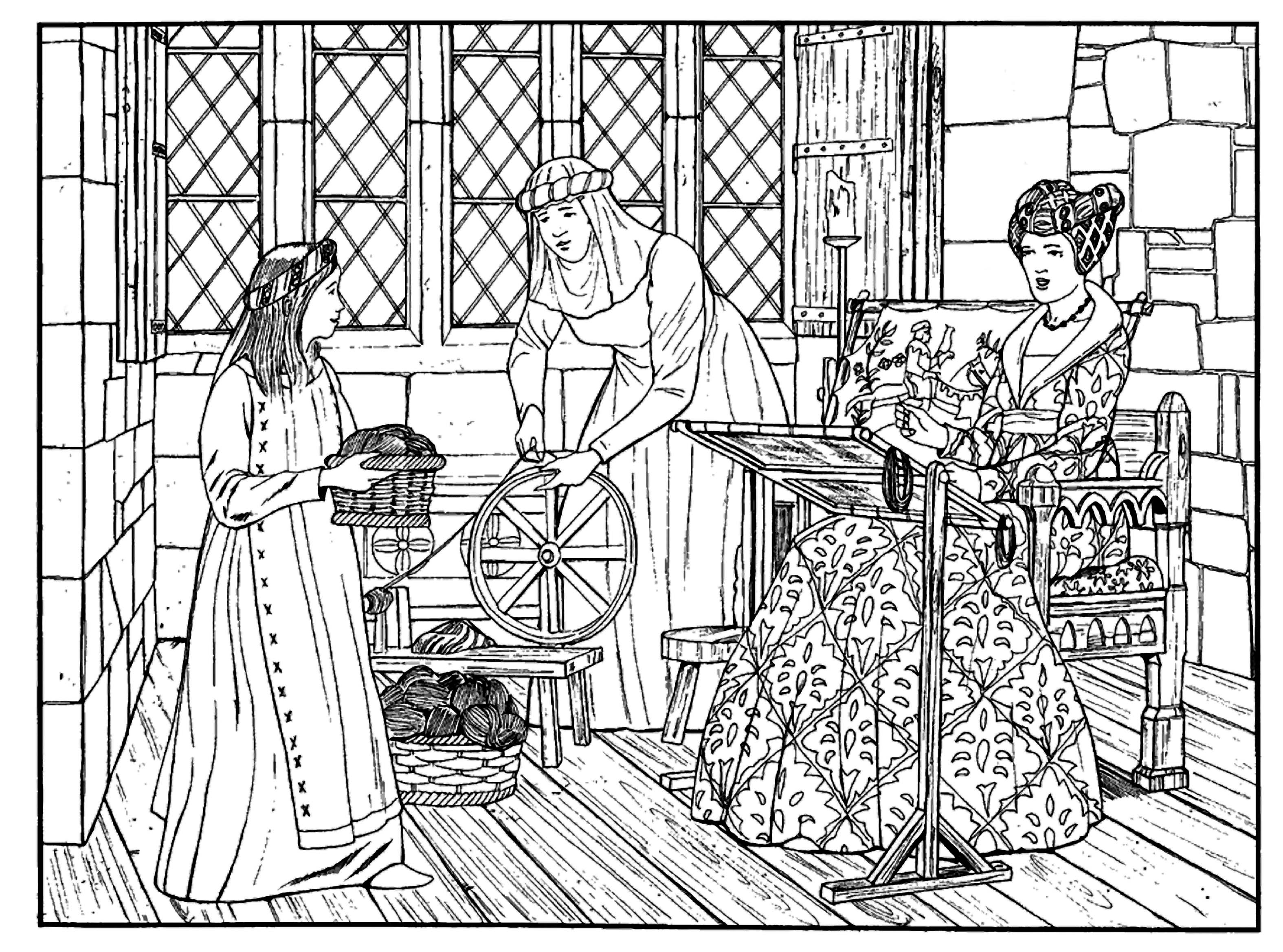 medieval times coloring pages medieval coloring pages kidsuki pages times coloring medieval