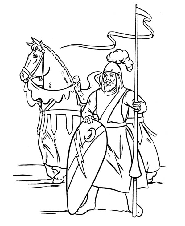 medieval times coloring pages medieval people coloring pages at getdrawings free download coloring pages medieval times
