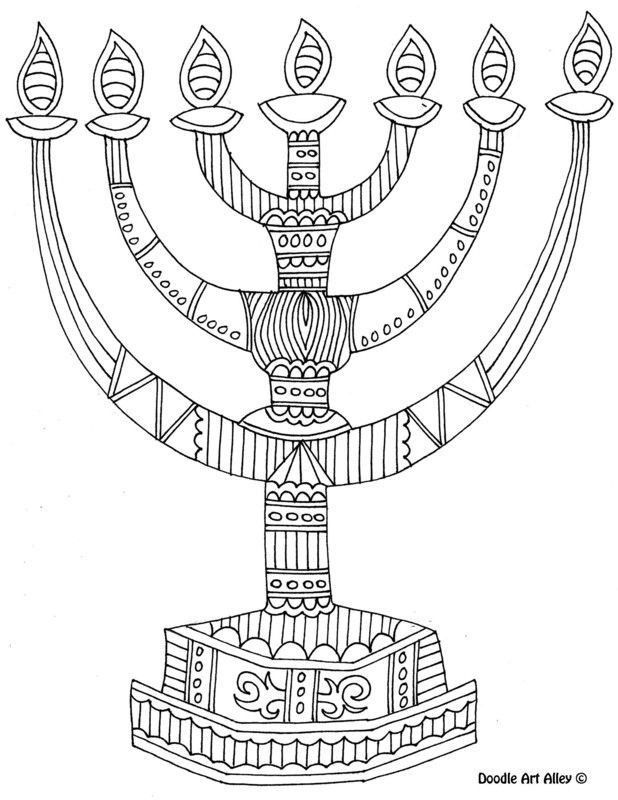 menorah coloring page menorah coloring page menorah page coloring