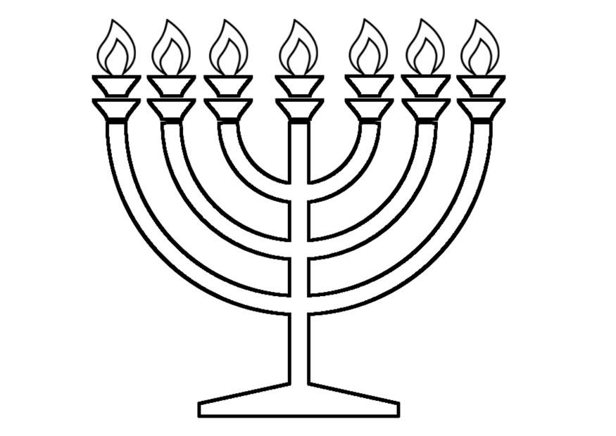 menorah coloring page the best free menorah drawing images download from 118 coloring menorah page