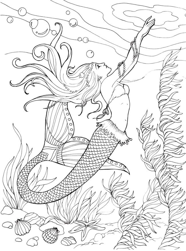mermaid coloring pages little mermaid coloring pages to download and print for free pages coloring mermaid