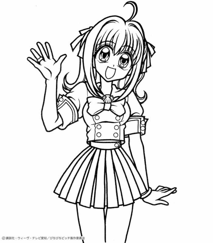 mermaid melody coloring pages mermaid melody coloring pages anime mermaid mermaid mermaid melody pages coloring
