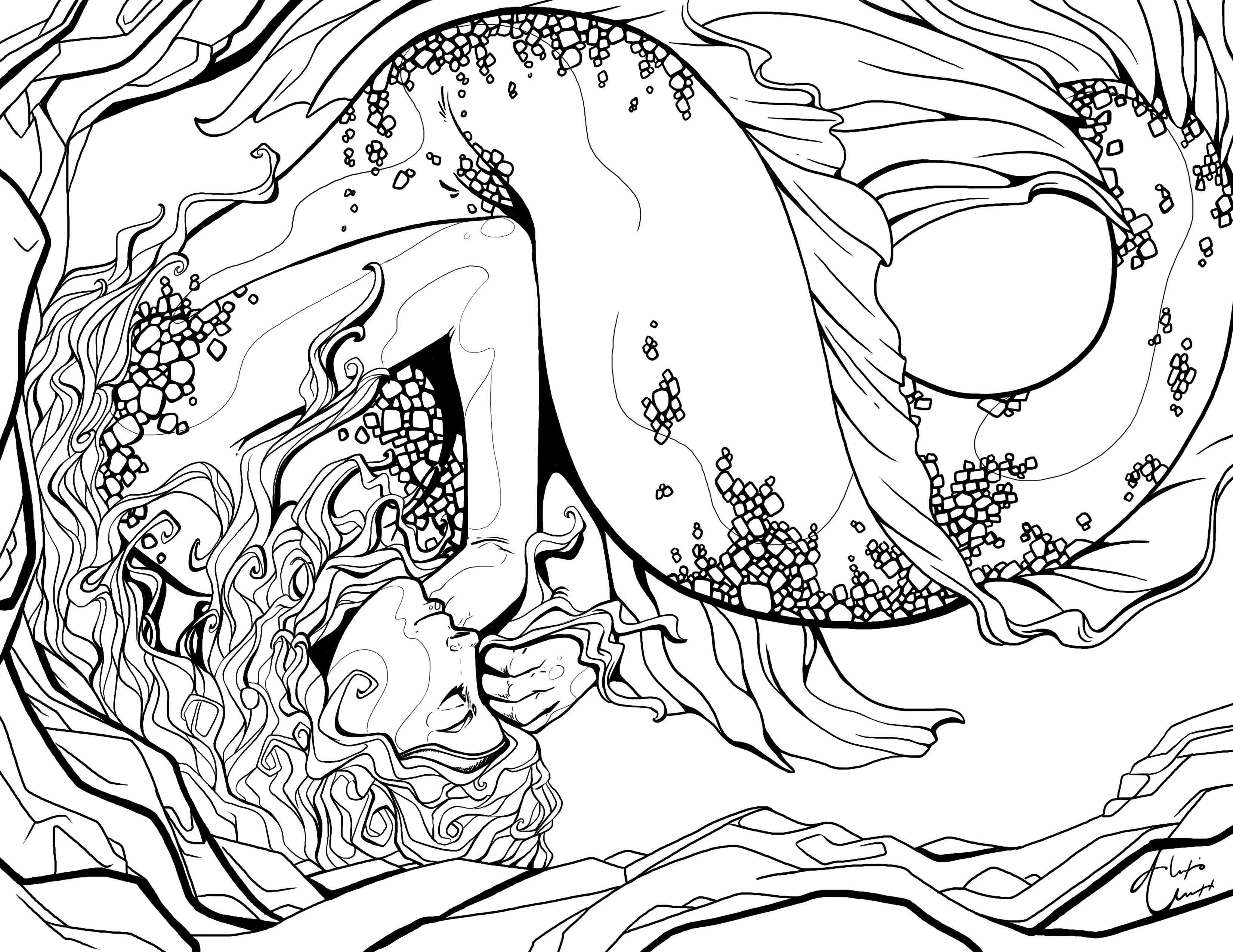 mermaid outline coloring pages mermaid coloring page 28 mermaid coloring pages mermaid mermaid outline pages coloring