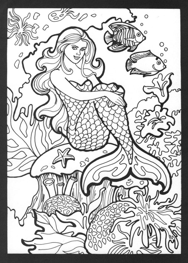 mermaid printable coloring pages the little mermaid coloring pages download and print the coloring mermaid pages printable