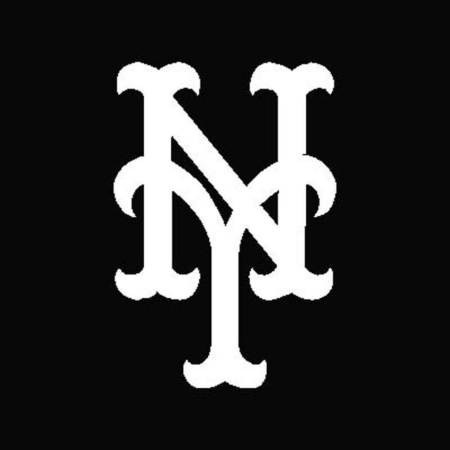 mets logo pictures new york mets logo car decal vinyl sticker white 3 sizes logo pictures mets