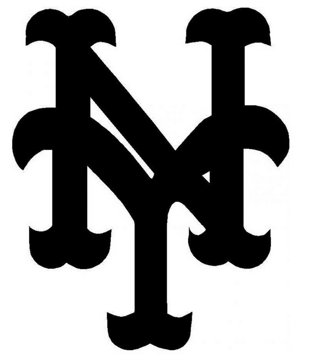 mets logo pictures ny mets logo mlb vinyl decal sticker for car truck window mets pictures logo