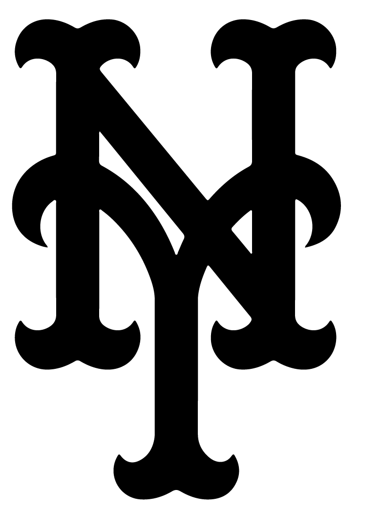 mets logo pictures stencil logo clipart best mets pictures logo
