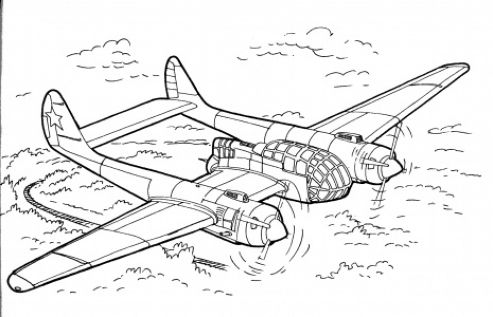 military airplane coloring pages fighter jet coloring pages at getcoloringscom free airplane military coloring pages