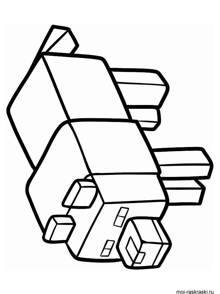 minecraft dog coloring pages free printable minecraft coloring pages for kids minecraft dog pages coloring