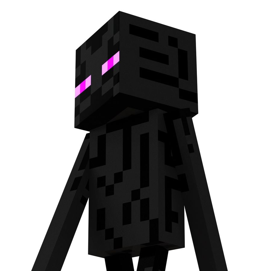 minecraft enderman how to draw enderman from minecraft really easy drawing enderman minecraft