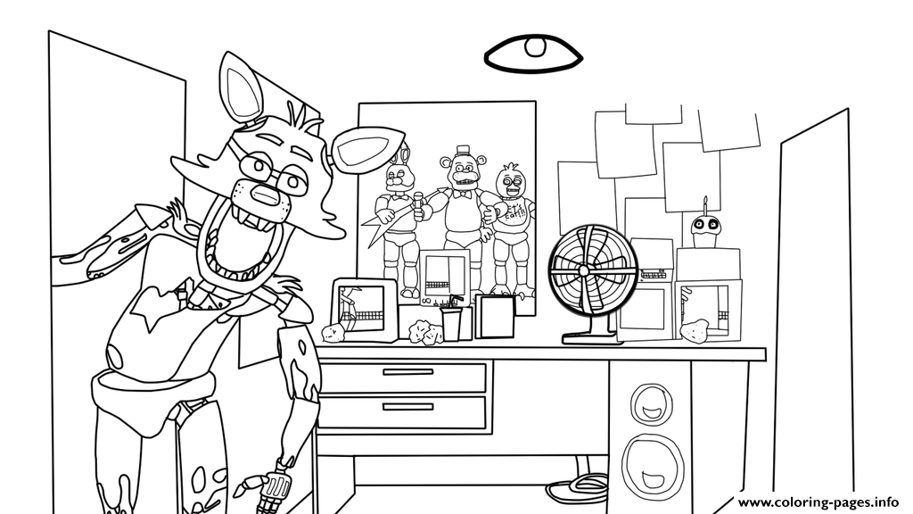 minecraft fnaf coloring pages httpsimagessearchyahoocomimagesview fnaf minecraft pages fnaf coloring