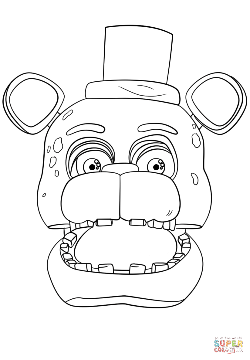 minecraft fnaf coloring pages nightmare foxy base by howlinghill on deviantart fnaf coloring minecraft fnaf pages