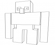 minecraft iron golem coloring pages mobileminecraft snow golem coloring pages coloring pages minecraft golem pages iron coloring