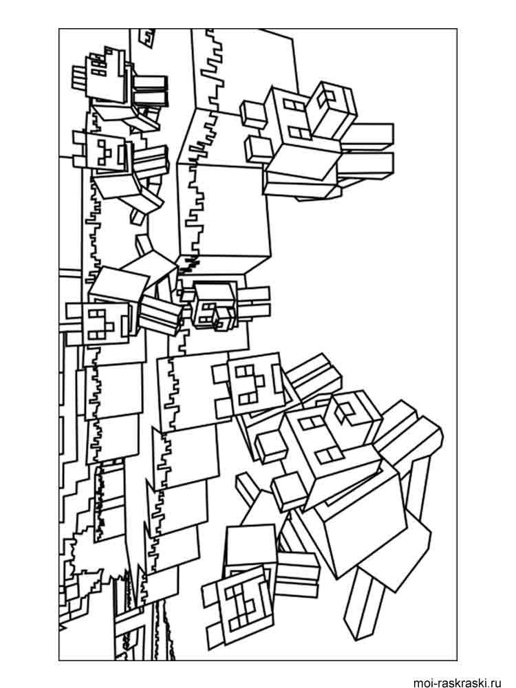 minecraft pages minecraft coloring page coloring home minecraft pages