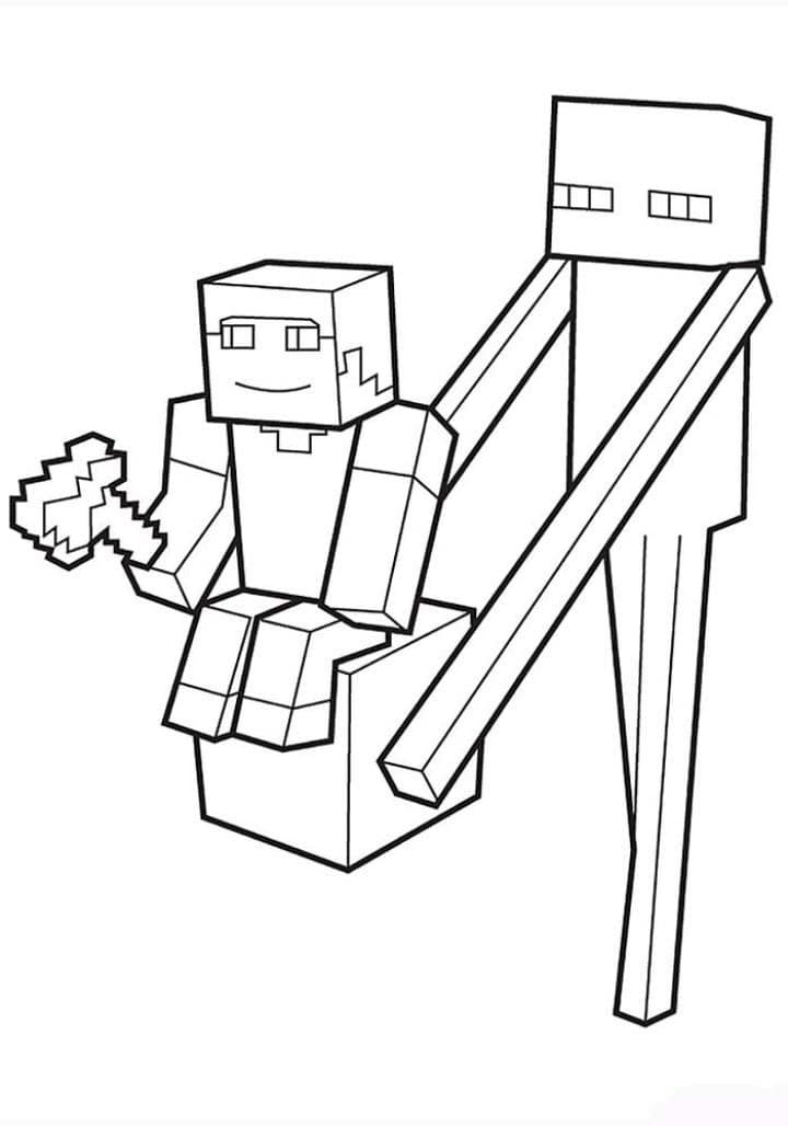 minecraft pages minecraft coloring pages best coloring pages for kids pages minecraft