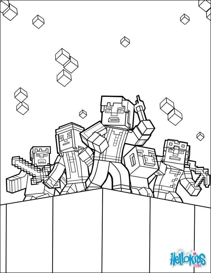 minecraft weapons coloring pages printable minecraft coloring pages collection minecraft coloring pages weapons