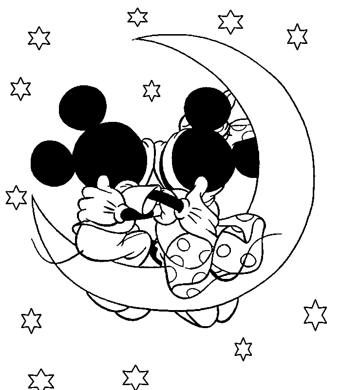 minnie and mickey mouse coloring pages print download free minnie mouse coloring pages and minnie pages mouse coloring mickey
