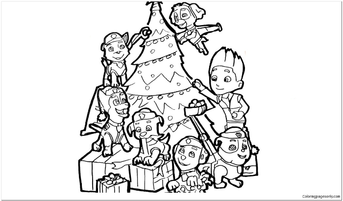 mission paw coloring pages ausmalbilder paw patrol ausmalbilder kindergeburtstag paw pages mission coloring
