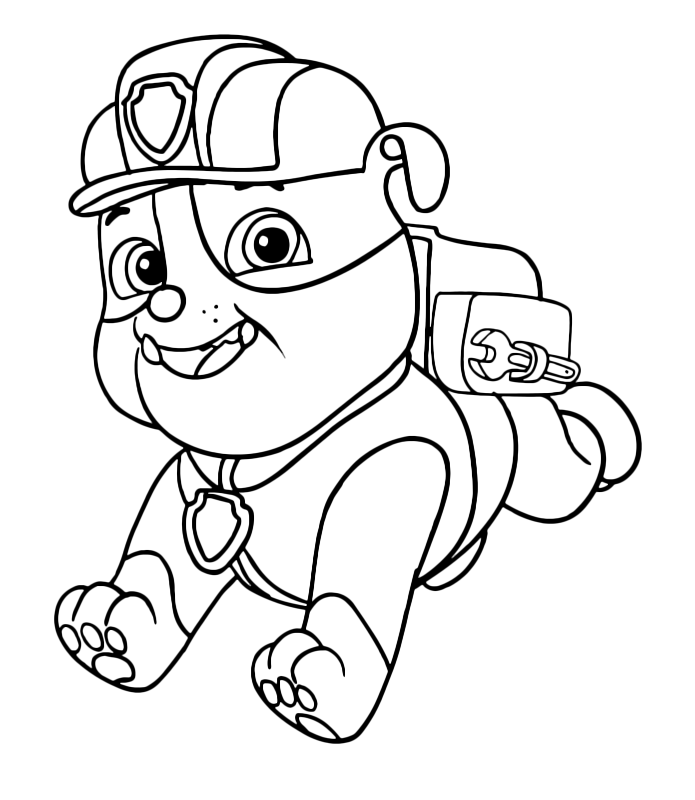 mission paw coloring pages printable paw patrol goes on a mission free sheets coloring pages paw mission
