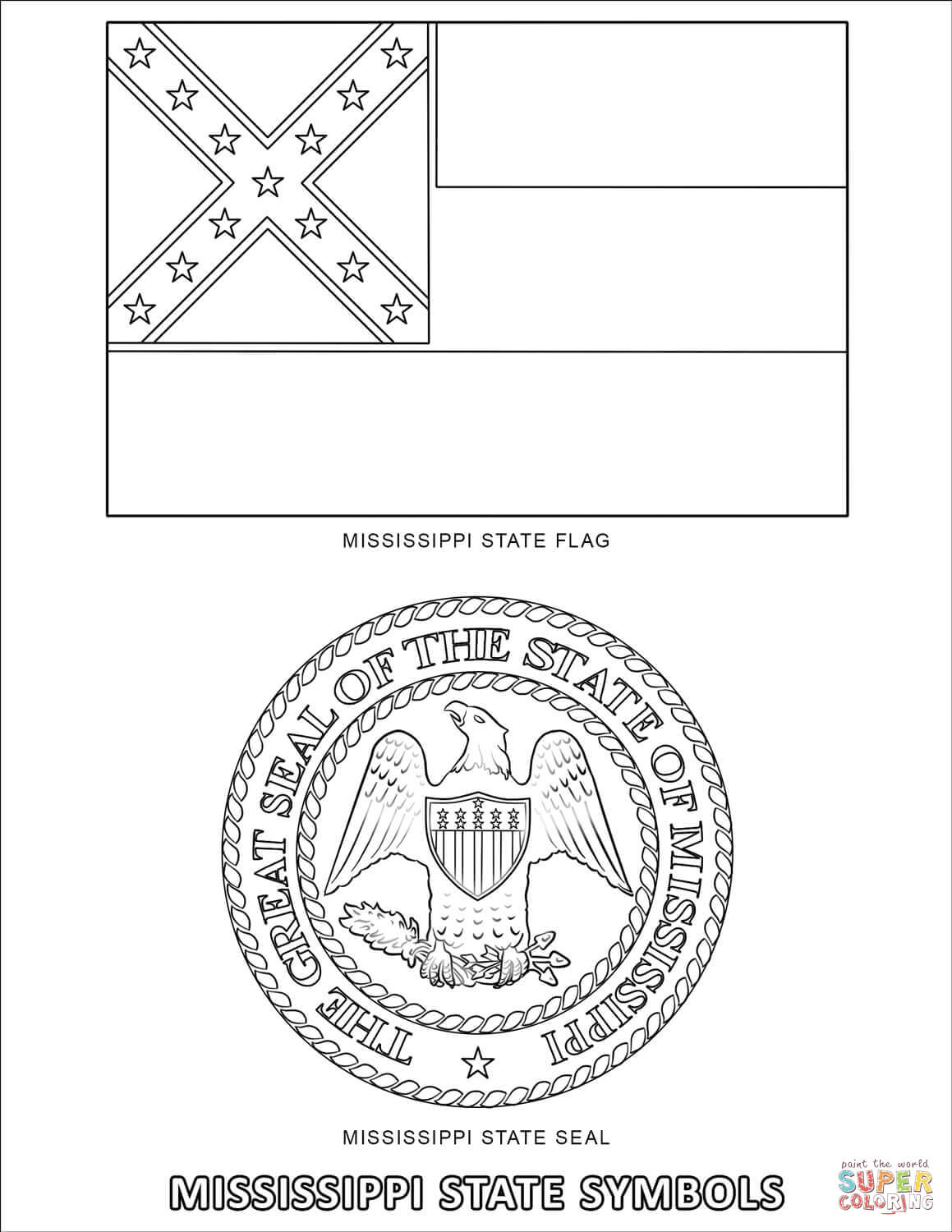 mississippi state flower states flower coloring pictures hawaii louisiana state mississippi flower