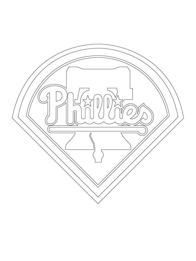 mlb teams coloring pages los angeles dodgers logo coloring page free mlb coloring mlb coloring teams pages