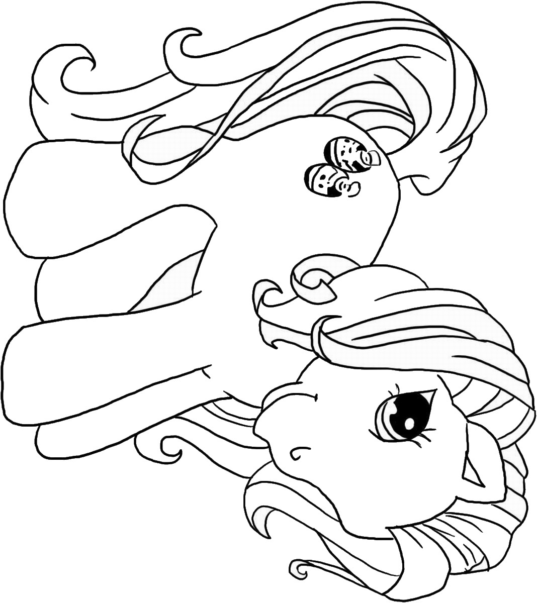 mlp coloring page my little pony coloring pages print and colorcom page mlp coloring 1 1