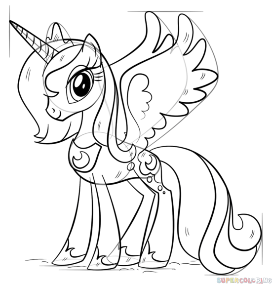 mlp how to draw luna mlp human princess luna sketch by dewa chan on deviantart luna to how draw mlp