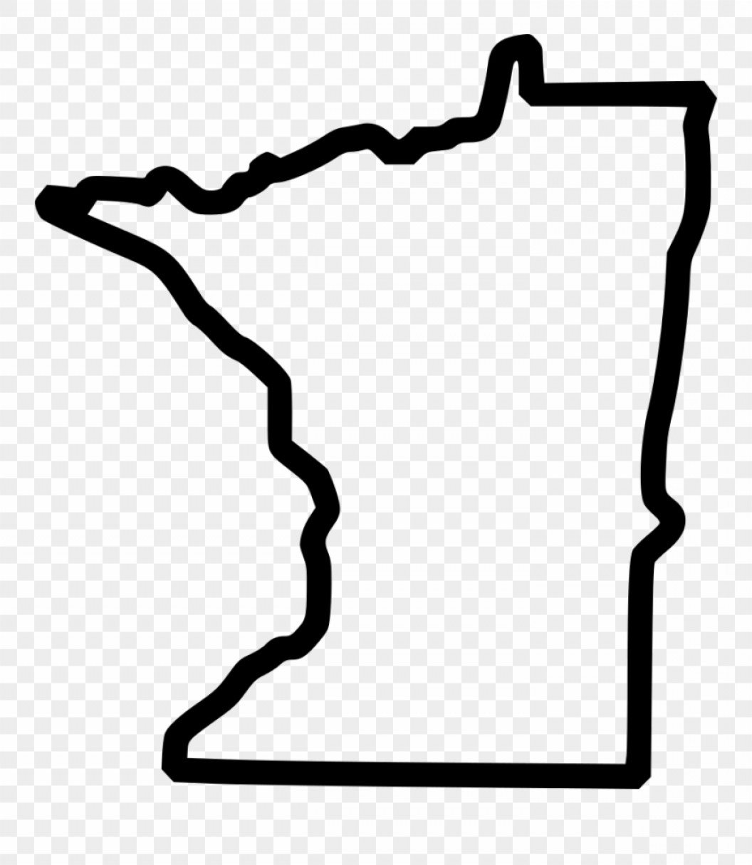 mn outline minnesota state clear clip art at clkercom vector clip outline mn