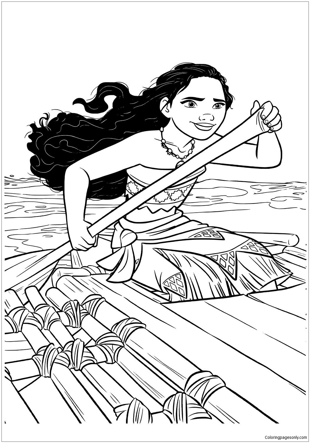 moana boat coloring pages free moana coloring sheets moana in theaters november moana boat pages coloring