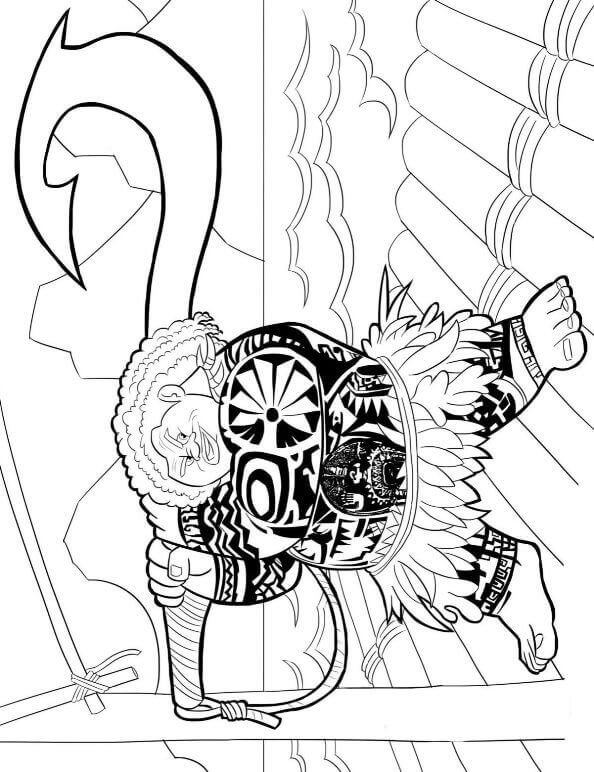 moana boat coloring pages moana coloring pages color online free printable coloring pages boat moana