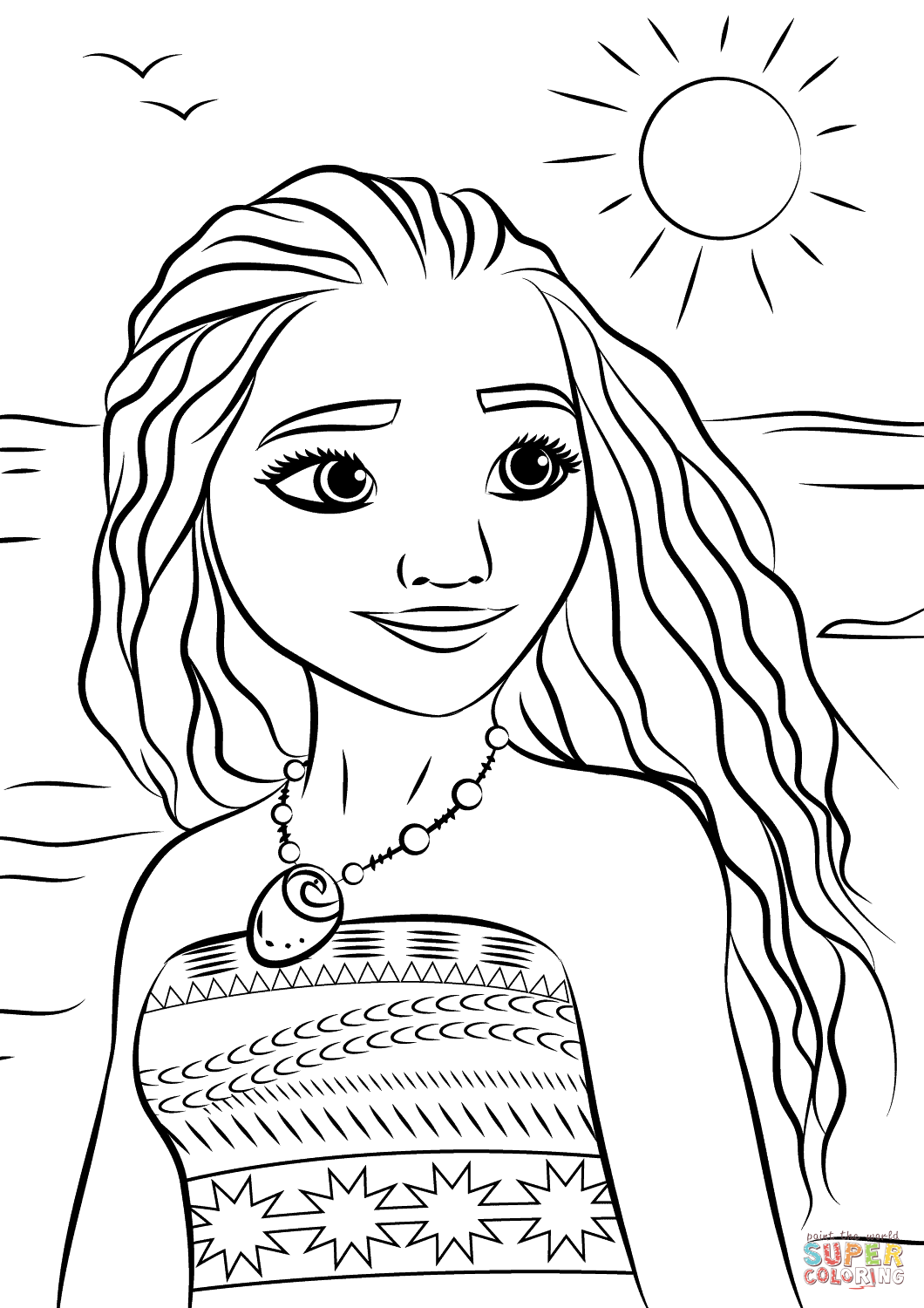 moana coloring pages coloring pictures of moana coloring pages moana coloring pages