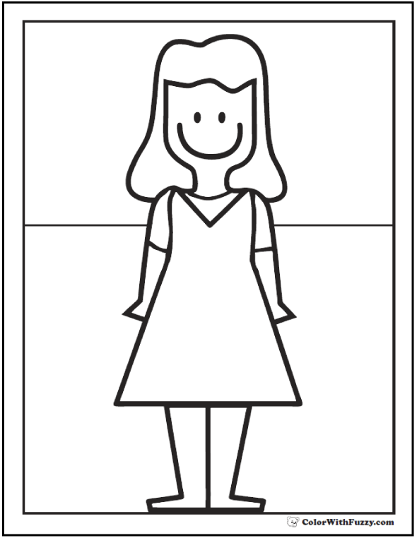 mommy coloring pages 25 mothers day coloring pages for kids pages coloring mommy