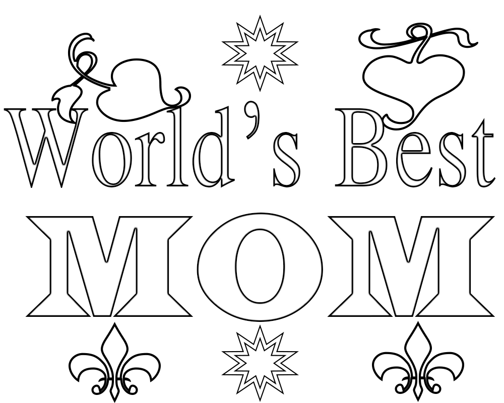 mommy coloring pages happy mothers day coloring pages for kids happy mothers mommy pages coloring