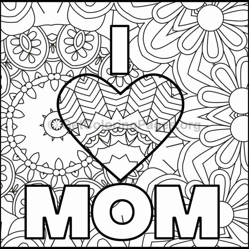 mommy coloring pages marvelous mothers day coloring pages yescoloring free coloring mommy pages