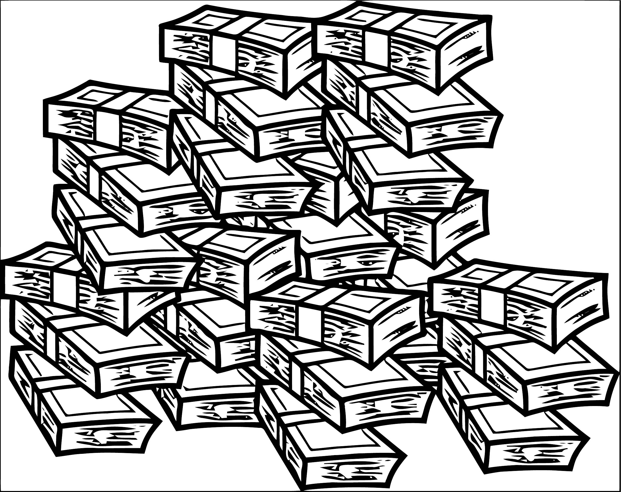 money coloring page money coloring page 55 wecoloringpagecom coloring money page
