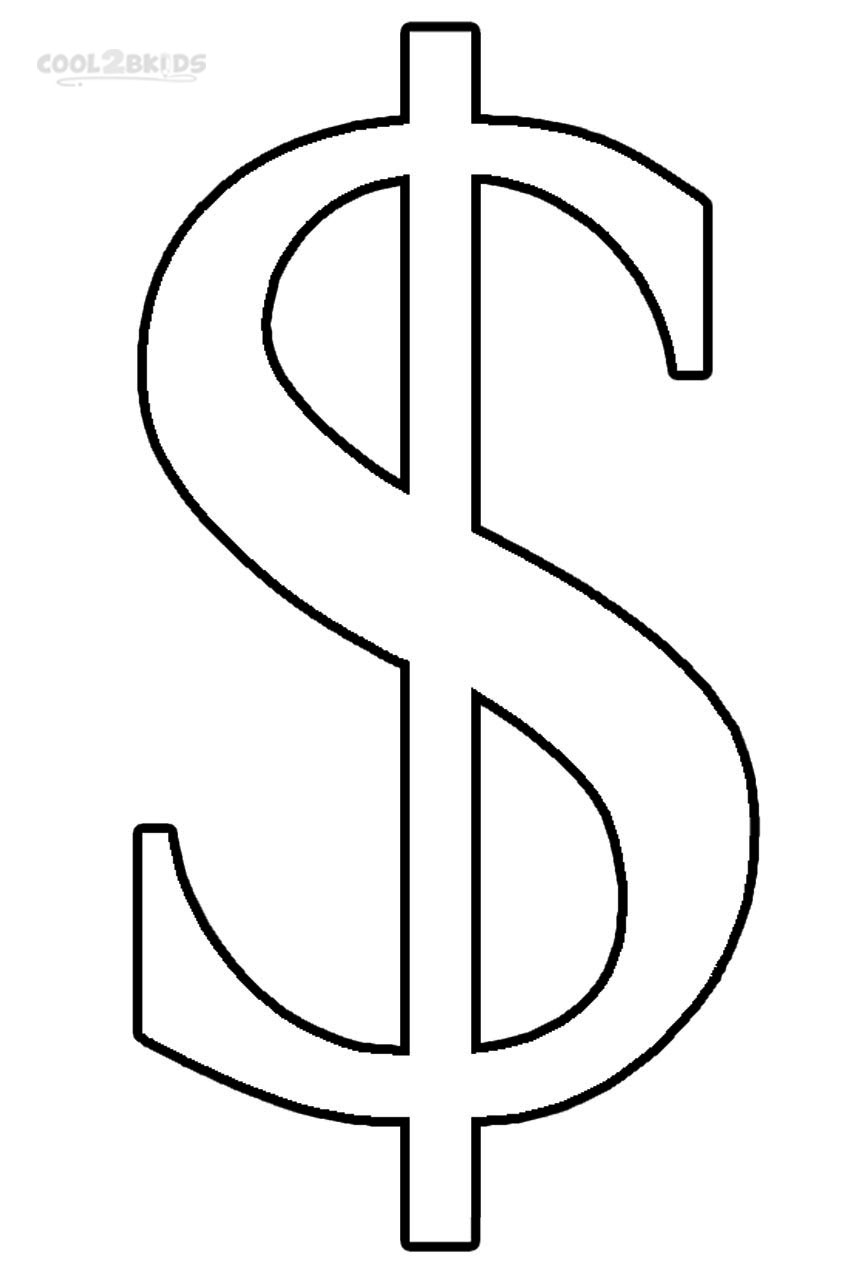 money coloring page money stack drawing at getdrawings free download page money coloring
