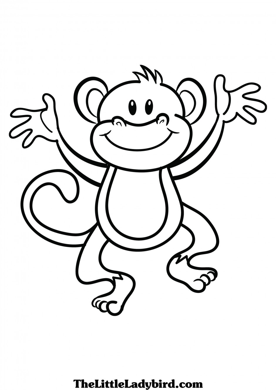 monkey clipart coloring anonymoousvictorz 5 little monkeys clipart black and white monkey clipart coloring