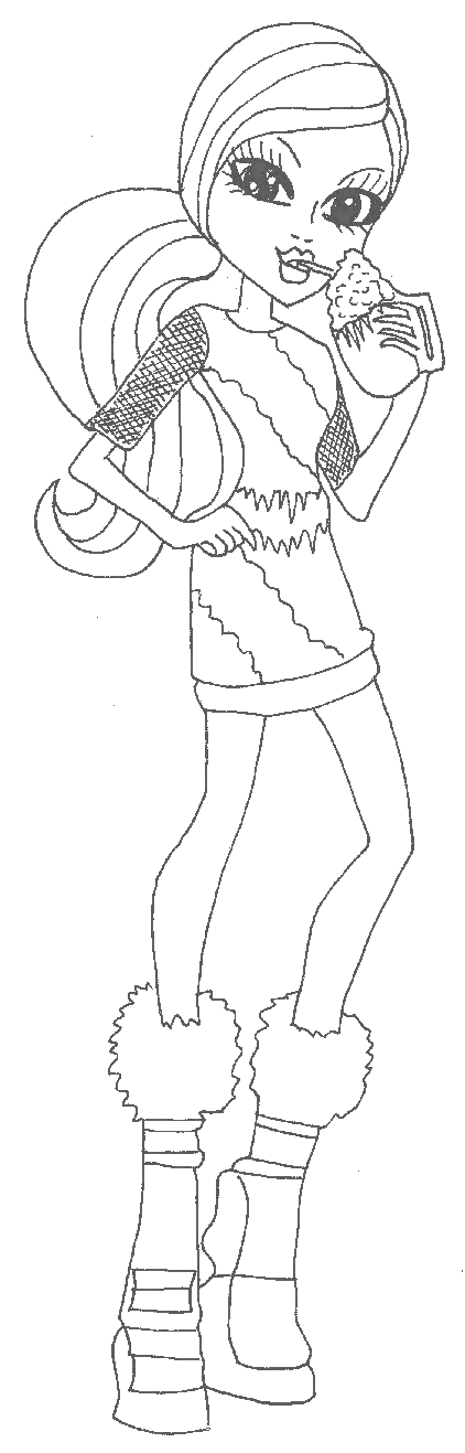 monster high abbey coloring pages monster high travel scaris coloring pages minister coloring coloring abbey pages monster high