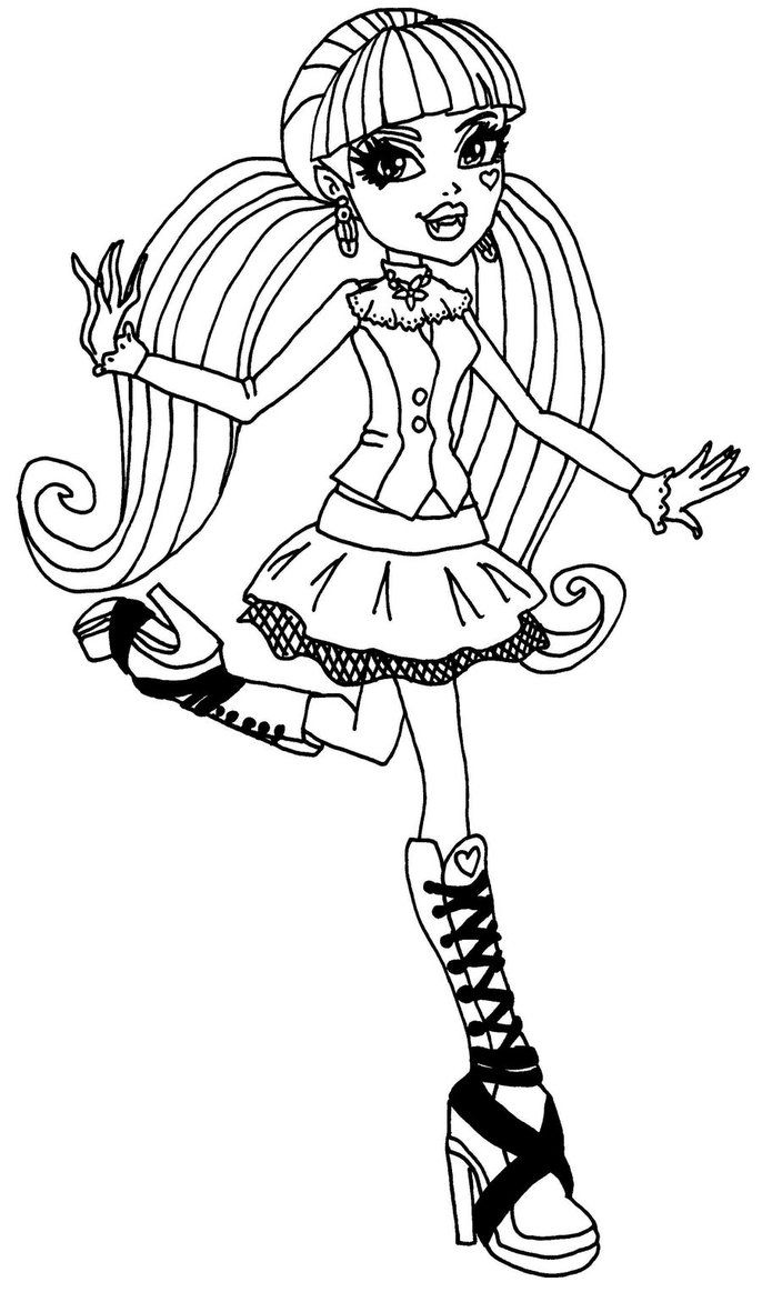 monster high drawing pictures monster high toralei coloring pages monster high high drawing pictures monster