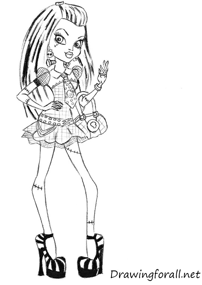 monster high drawing pictures sketch dump 17 monster high by tayba on deviantart monster pictures drawing high