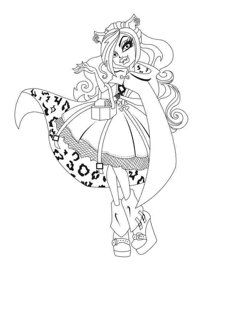 monster high pictures to print tattoo monster high skelita coloring pages free printable to pictures print high monster