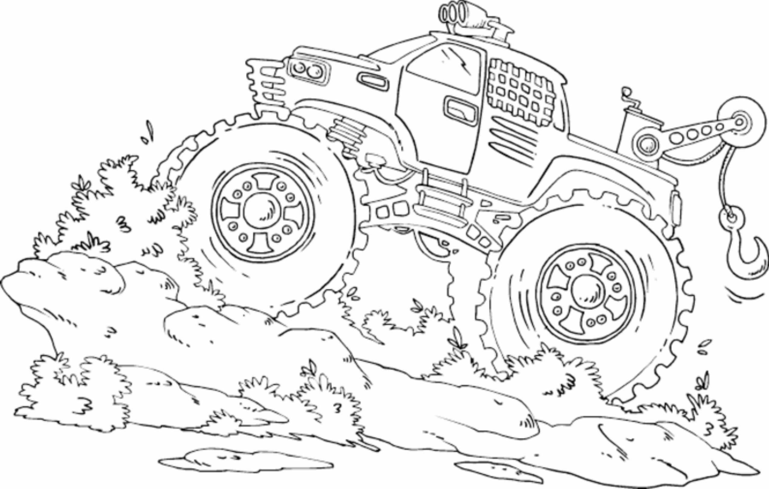 monster truck coloring book awesome cartoon monster truck coloring page free monster coloring book truck