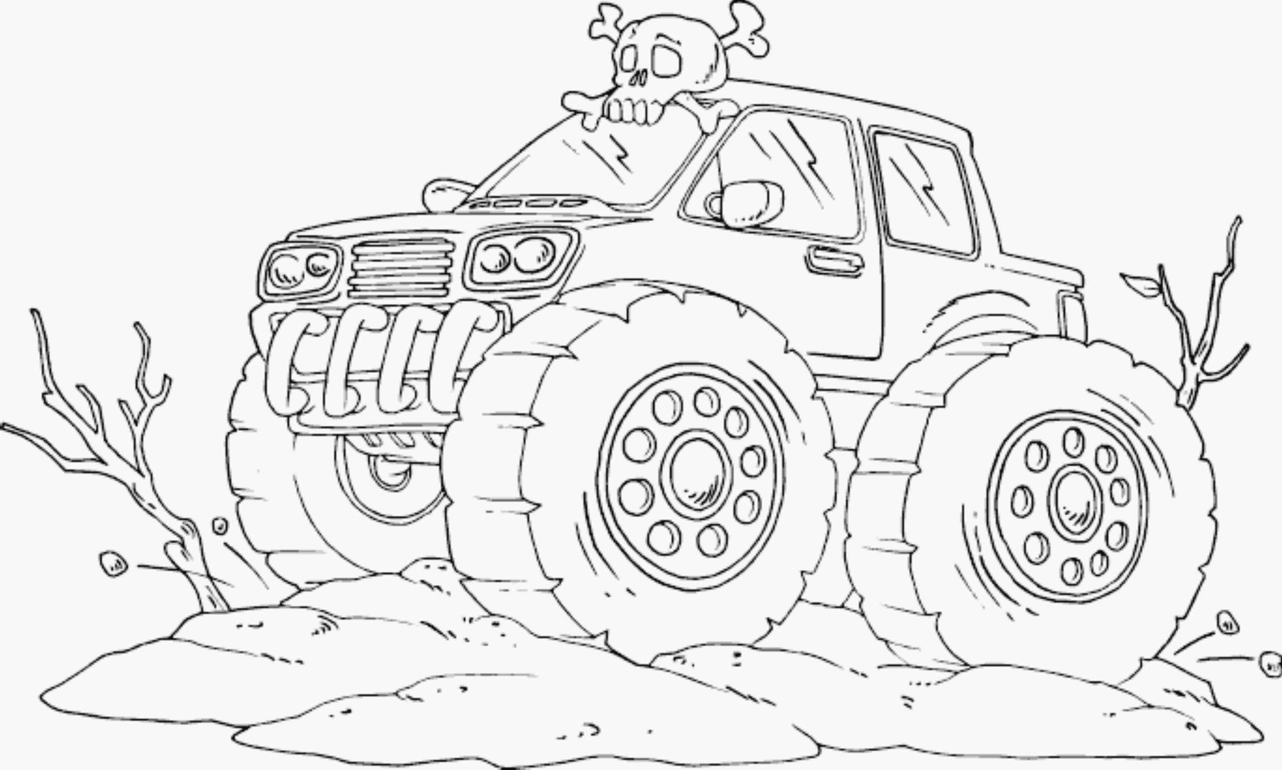 monster truck coloring book drawing monster truck coloring pages with kids monster truck coloring book