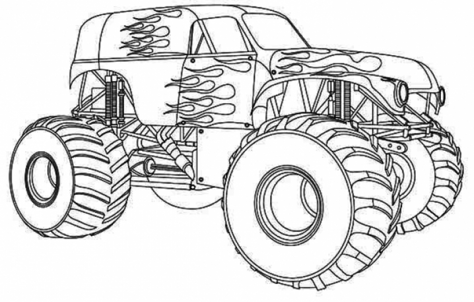 monster truck coloring sheets get this online monster truck coloring pages 6976 monster truck sheets coloring