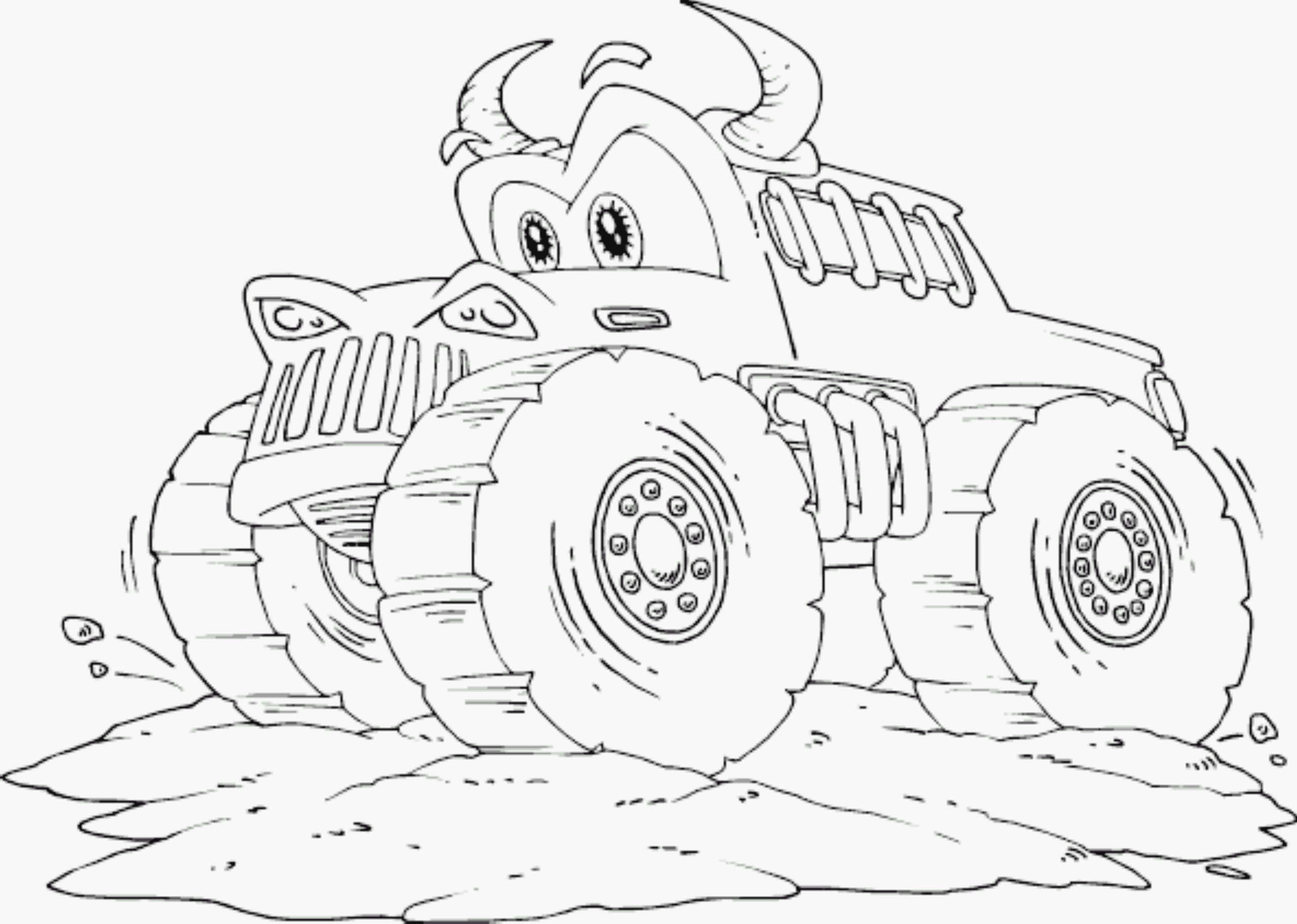 monster trucks coloring pages monster truck coloring pages to download and print for free coloring monster trucks pages