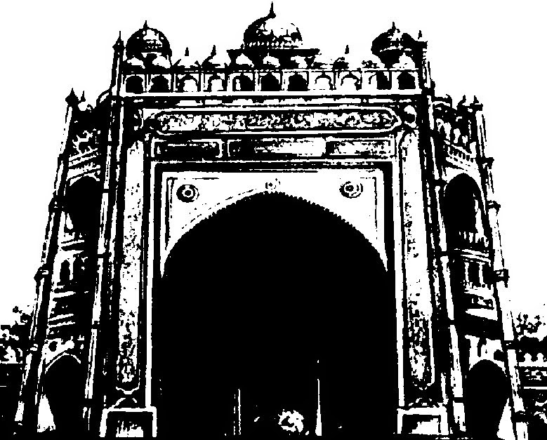monuments of india drawing clip arts and images of india monuments of india line drawing monuments india of 1 1