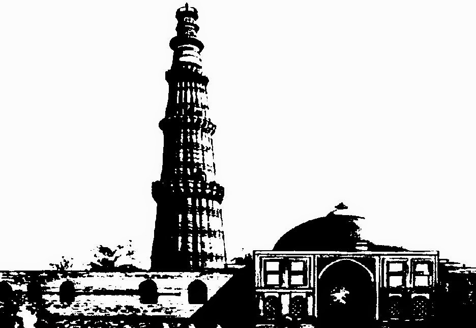 monuments of india drawing clip arts and images of india monuments of india line india drawing monuments of 1 1